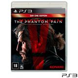 Jogo Metal Gear Solid V: The Phantom Pain para PS3
