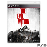 Jogo The Evil Within para PS3
