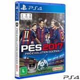 Jogo Pro Evolution Soccer 2017 para PS4