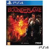 Jogo Bound By Flame para PS4