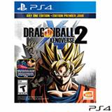 Jogo Dragon Ball Xenoverse 2 para PS4