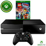 Console Xbox One 500 GB sem Kinect + Jogo Lego The Movie (Download)