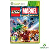 Jogo Lego Marvel para Xbox 360