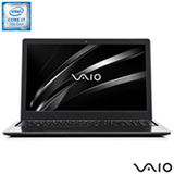 Notebook Vaio Intel Core i7, 8GB, 1TB, Tela de 15,6, Intel HD Graphics 620 - Fit 15S