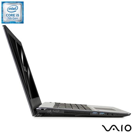 , Bivolt, Bivolt, Chumbo, 1 TB, 000008, Intel Core i5, Windows 10 Home, LED, Não, 12 meses, Vaio