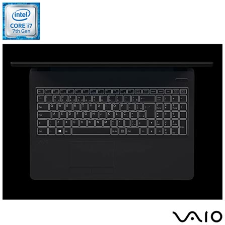 , Bivolt, Bivolt, Chumbo, 256 GB, 008192, Intel Core i7, Windows 10 Home, LED, Não, 12 meses, Vaio