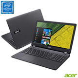 "Notebook Acer®, Intel® Celeron® Quad Core, 4GB, 500GB, Tela de 15.6"" - ES1-533-C27U"