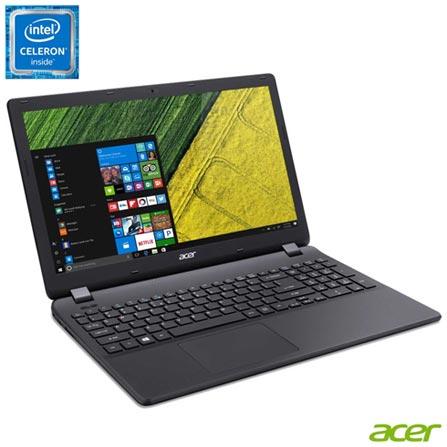 , Bivolt, Bivolt, Preto, Windows 10 Home, Intel Celeron, 004096, 500 GB, 12 meses, Não, LCD, Acer, Não