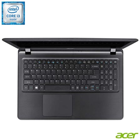 , Bivolt, Bivolt, Preto, Windows 10 Home, Intel Core i3, 000004, 1 TB, 12 meses, Não, LED, Acer, Não