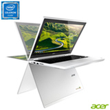 Chromebook Acer, Intel® Celeron®, 4GB, 32 GB eMMC, Tela de 11,6'' - CB5-132T-C9F1