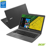 "Cloudbook Acer, Intel® Celeron® Dual Core, 2GB, 32 eMMC, Tela de 14"", Windows 10 - AOI-431-C3WF"