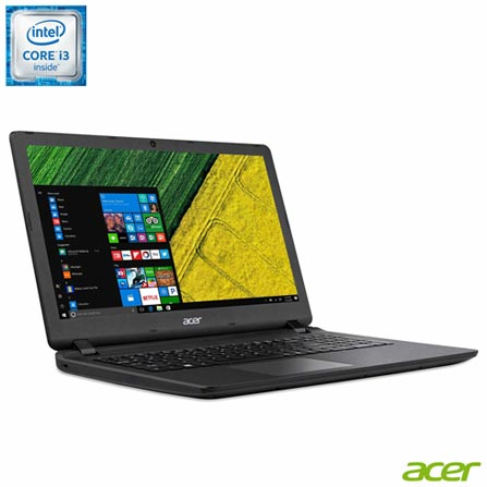 , Bivolt, Bivolt, Preto, Windows 10 Home, Intel Core i3, 000004, 1 TB, 12 meses, Não, LED, Acer, Não