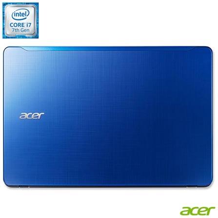 , Bivolt, Bivolt, Azul, Windows 10 Home, Intel Core i7, 000008, 1 TB, 12 meses, Não, LED, Acer, Não