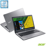 Notebook Acer, Aspire F5, Intel® Core™ i7-7500U, 16GB, 1TB, Tela de 15,6'', Windows 10