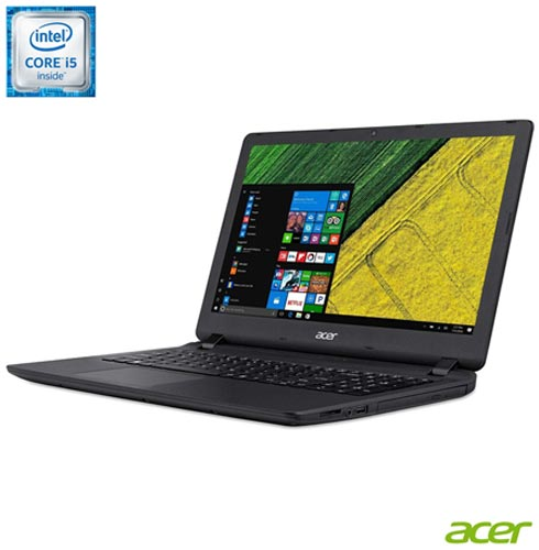 , Preto, Windows 10, Intel Core i5, 000012, 1 TB, 12 meses, Não, LED, Acer, Não