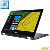 Notebook 2 em 1 Acer, Intel® Core™ i5, 8GB, 1 TB, Tela de 15.6'', Windows 10, Prata -  SP515-51N-50BY