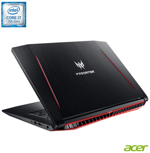 , Preto, Windows 10 Home, Intel Core i7, 000032, 2 TB, 12 meses, Não, LCD, Acer, Não
