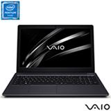 Notebook Vaio® Fit 15S, Intel® Pentium® 4415U, 4GB, 500GB, Tela de 15,6'', Intel® HD Graphics 610