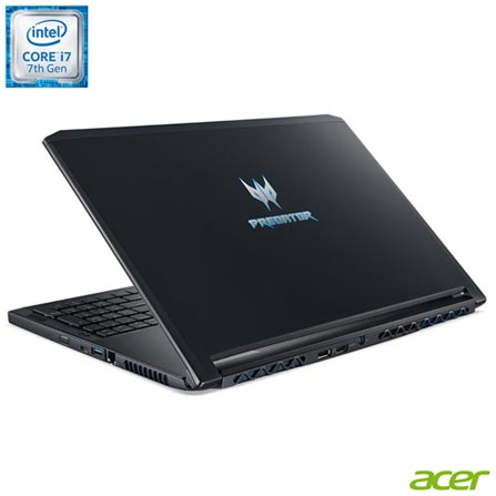 , Preto, Windows 10 Home, Intel Core i7, 000032, 512 GB, 12 meses, Não, LCD, Acer, Não