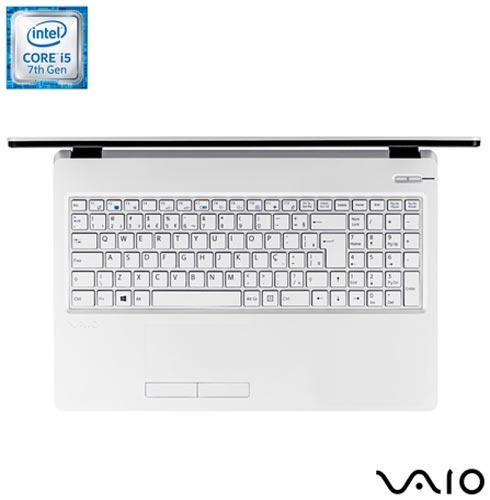, Bivolt, Bivolt, Branco, 1 TB, 008192, Intel Core i5, Windows 10 Home, LCD, Não, 12 meses, Vaio