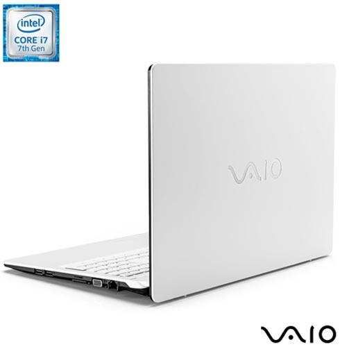 , Bivolt, Bivolt, Branco, 1 TB, 008192, Intel Core i7, Windows 10 Home, LCD, Não, 12 meses, Vaio