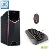 PC Gamer Acer Aspire, Intel® Core™ i5, 8GB, 1TB, NVIDIA® GeForce® GTX 1050 Ti - GX-783-BR11