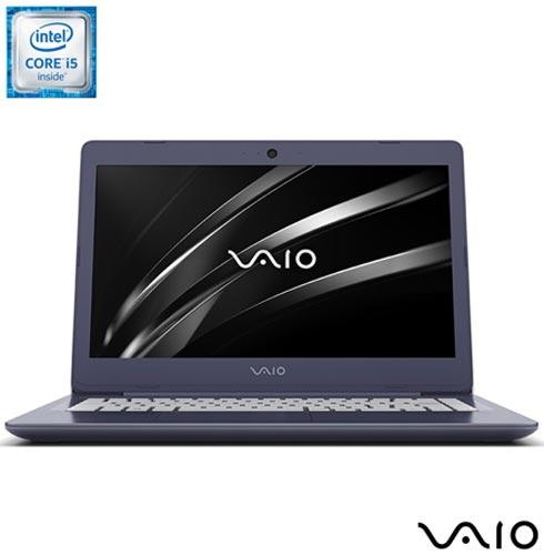 , Bivolt, Bivolt, Azul e Prata, 1 TB, 004096, Intel Core i5, Windows 10 Home, LCD, Não, 12 meses, Vaio