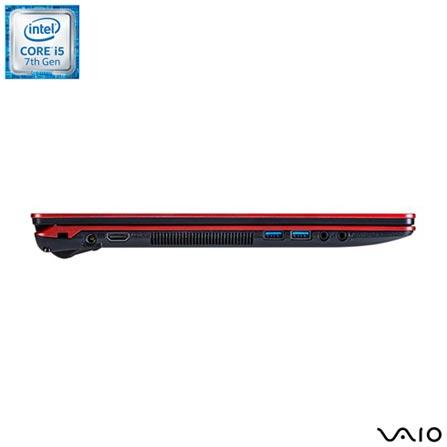 , Bivolt, Bivolt, Vermelho, 1 TB, 000008, Intel Core i5, Windows 10 Home, LCD, Não, 12 meses, Vaio