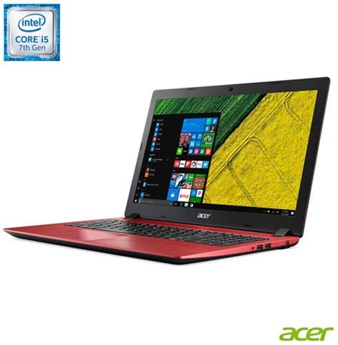 , Bivolt, Bivolt, Vermelho, Windows 10, Intel Core i5, 000008, 1 TB, 12 meses, Não, LED, Acer, Não
