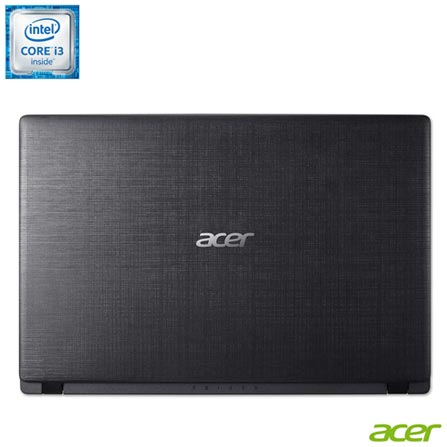 , Bivolt, Bivolt, Preto, Windows 10, Intel Core i3, 000004, 500 GB, 12 meses, Não, LED, Acer, Não