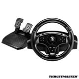 Conjunto Volante e Pedais Thrustmaster T80 Racing para PS4