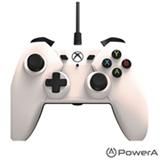 Controle com Fio Powera para Xbox One Branco