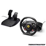 Conjunto Volante e Pedais Thrustmaster Ferrari 458 Itália para Xbox 360 e PC