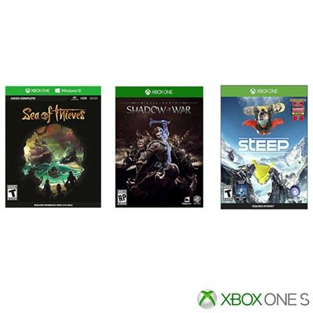 , Bivolt, Bivolt, Branco, Console Xbox One, Xbox One, Blu-ray, 12 meses, Webfones, Não se aplica, 1 TB