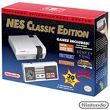 Console Retro Nes Classic Edition Nintendo + 01 Controle com Fio + 30 Jogos