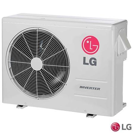 Ar Condicionado Multi Split LG Inverter com 1 x 9.600 + 2 x 12.300 BTUs, Quente e Frio, Turbo, Branco - AMNW09GEBA0, 220V, Branco, Split, 9.600 BTUS, 9.000 a 11.500 BTUs, Quente e Frio, 1580 W a 1710 W, A, 12 meses, Multi-Ar