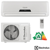 Ar Condicionado Split Electrolux Hi-Wall Inverter Techno com 22.000 BTUs, Frio, Turbo, Branco