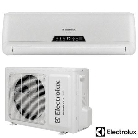 Ar Condicionado Split Electrolux Inverter com 22.000 BTUs, Frio, Turbo, Branco - BE22F, 220V, Branco, Split, 22.000 BTUs, 19.000 a 23.500 BTUs, Frio, Não especificado, 12 meses, Electrolux
