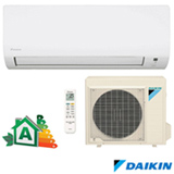 Ar Condicionado Split Hi-Wall Daikin Advance Inverter com 18.000 BTUs, Quente e Frio, Turbo, Branco