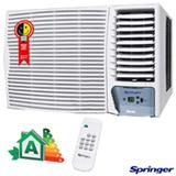 Ar Condicionado Janela Springer Silentia com 21.000 BTUs, Frio, Eletrônico, Branco