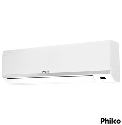 Ar Condicionado Split Hi-Wall Philco com 18.000 BTUs, Frio, Turbo, Branco - PH18000FM5, 220V, Branco, Split, 18.000 BTUs, 12.000 a 18.500 BTUs, Frio, 2080 W, 03 meses, Multi-Ar