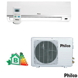 Ar Condicionado Split Hi-Wall Philco com 24.000 BTUs, Quente e Frio, Turbo, Branco - PH24000QFM5