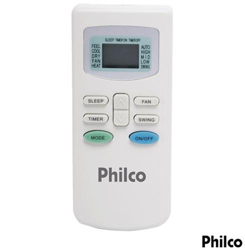 Ar Condicionado Split Hi-Wall Philco Inverter com 12.000 BTUs, Frio, Turbo, Branco - PH12000IFM5, 220V, Branco, Split, 12.000 BTUs, 12.000 a 18.500 BTUs, Frio, 1080 W, 03 meses, Multi-Ar