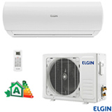 Ar Condicionado Split Hi-Wall Elgin Eco Logic com 18.000 BTUs, Frio, Turbo, Branco