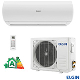 Ar Condicionado Split Hi-Wall Elgin Eco Logic com 30.000 BTUs, Frio, Turbo, Branco