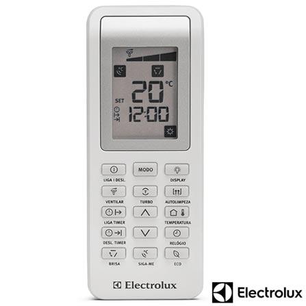 , 220V, Branco, Split, 9.000 BTUs, 9.000 a 11.500 BTUs, Frio, 822 W, 36 meses, Electrolux