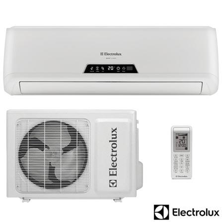 Ar Condicionado Split Electrolux com 18.000 BTUs, Quente e Frio, Turbo, Branco - TI18R/TE18R, 220V, Branco, Split, 18.000 BTUs, 12.000 a 18.500 BTUs, Quente e Frio, 1753 W, 12 meses, Electrolux
