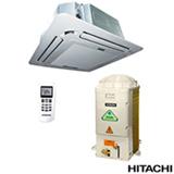 Ar Condicionado Split Cassette Hitachi com 24.000 BTUs, Frio, Turbo, Branco