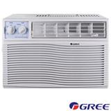 Ar Condicionado Janela Gree com 21.000 BTUs, Frio, Mecânico, Branco