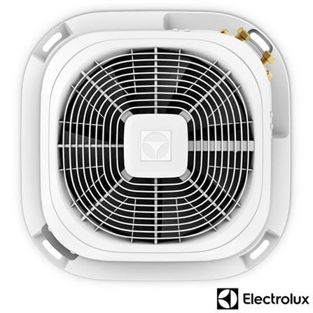 Ar Condicionado Split Electrolux Ecoturbo com 9000 BTUs, Quente e Frio, Branco - VI09R/VE09R, 220V, Branco, Split, 9.000 BTUs, 9.000 a 11.500 BTUs, Quente e Frio, 815 W, A, 12 meses, Multi-Ar
